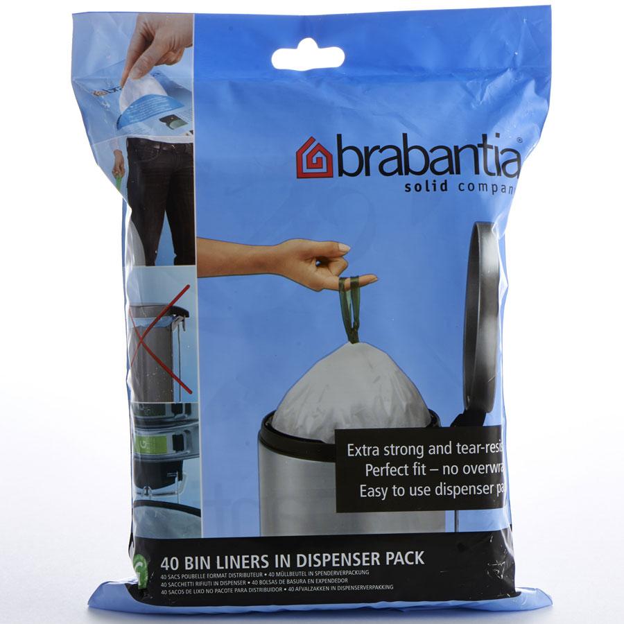 test brabantia sacs poubelle format distributeur sacs. Black Bedroom Furniture Sets. Home Design Ideas