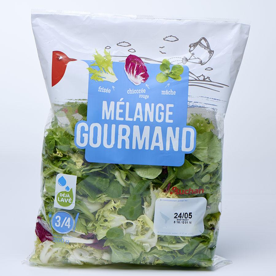 Auchan Mélange gourmand(*2*) -