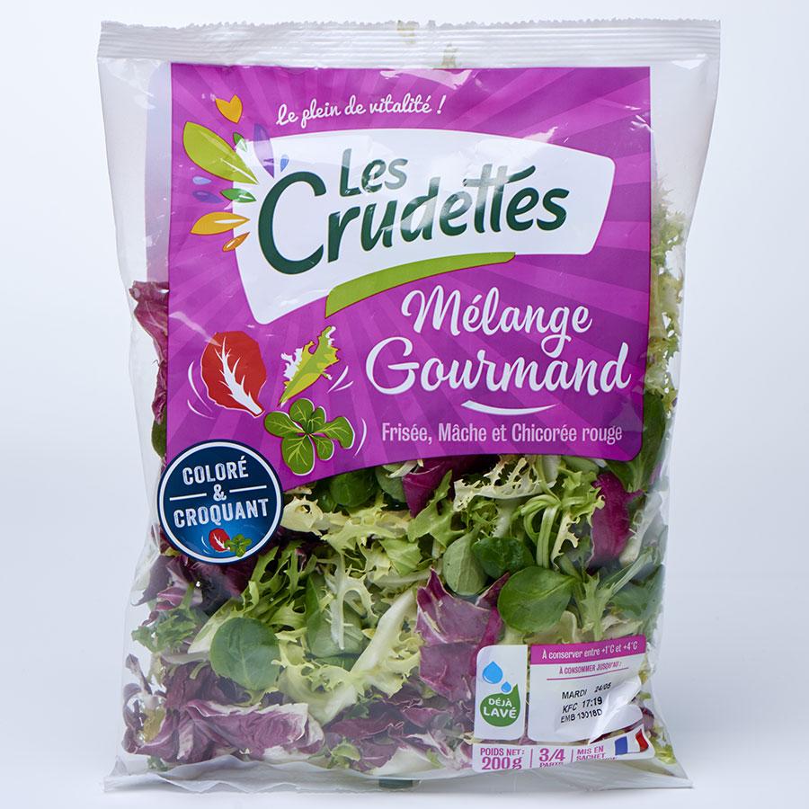 Les crudettes Mélange gourmand(*2*) -