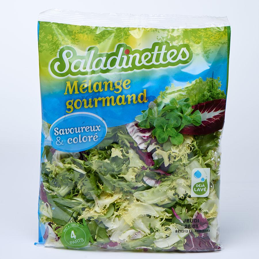 Saladinettes (Lidl) Mélange gourmand(*2*) -