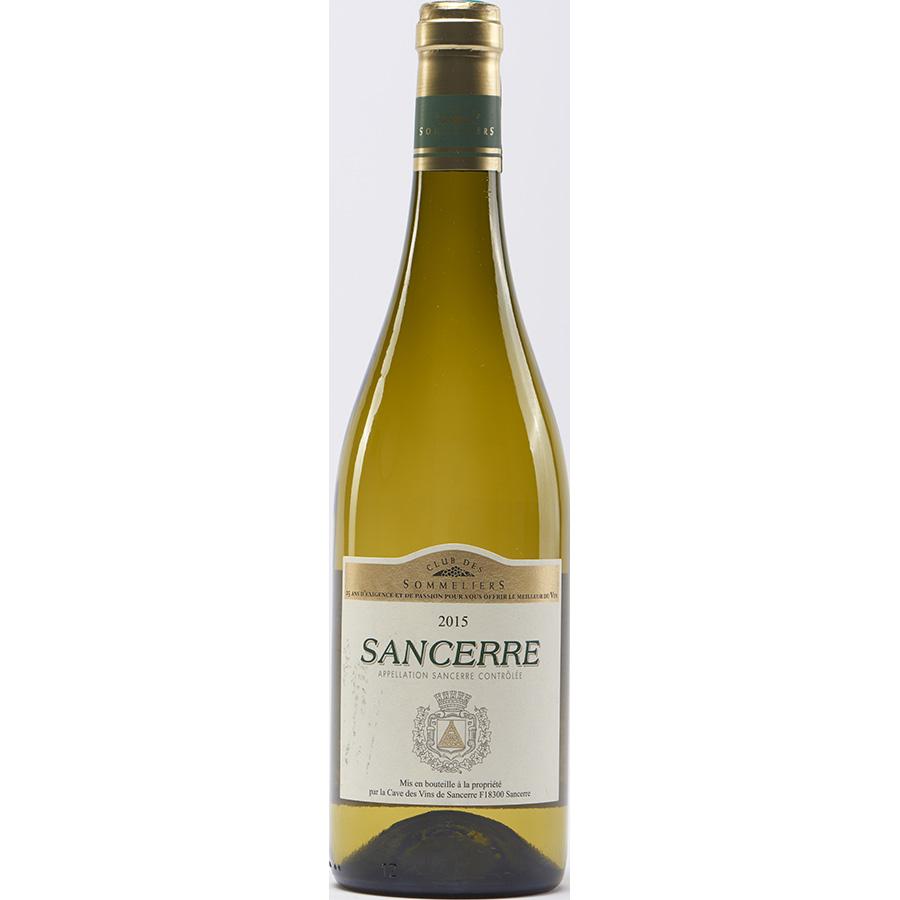Club des Sommeliers 2015, La cave des vins de Sancerre  -