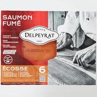 Delpeyrat Saumon fumé Écosse