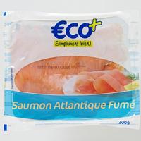 ECO+ (E. Leclerc) Saumon Atlantique fumé