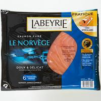 Labeyrie Saumon fumé Le Norvège doux & délicat