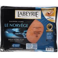 Labeyrie Saumon fumé Le Norvège