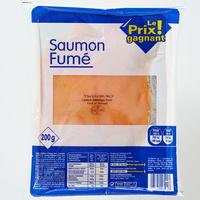 Le Prix gagnant! (Leader Price) Saumon fumé