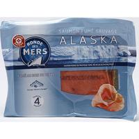 Ronde des mers, Marque Repère (Leclerc) Saumon fumé sauvage Alaska