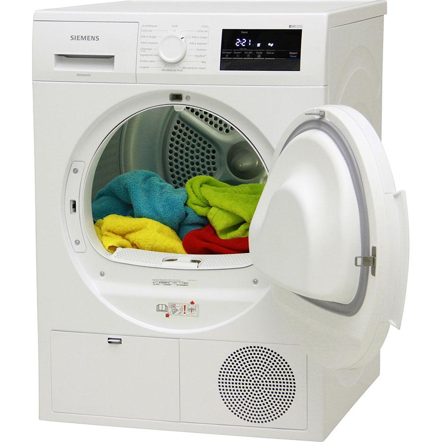 test siemens wt43n200ff 01 s che linge ufc que choisir. Black Bedroom Furniture Sets. Home Design Ideas