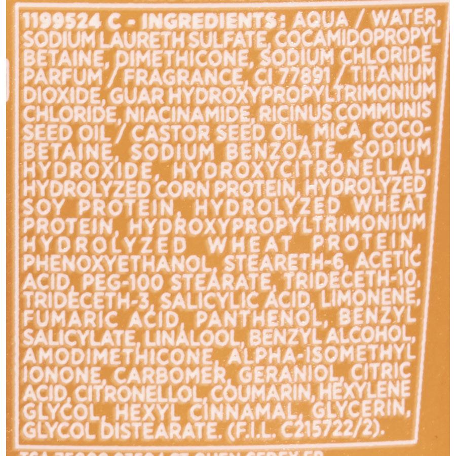 Elseve Dream long - Shampooing reconstructeur - Liste d'ingrédients
