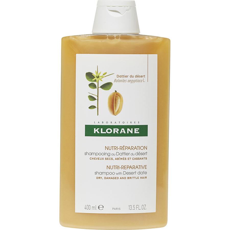 Klorane Nutri-réparation - Shampooing au dattier du désert -