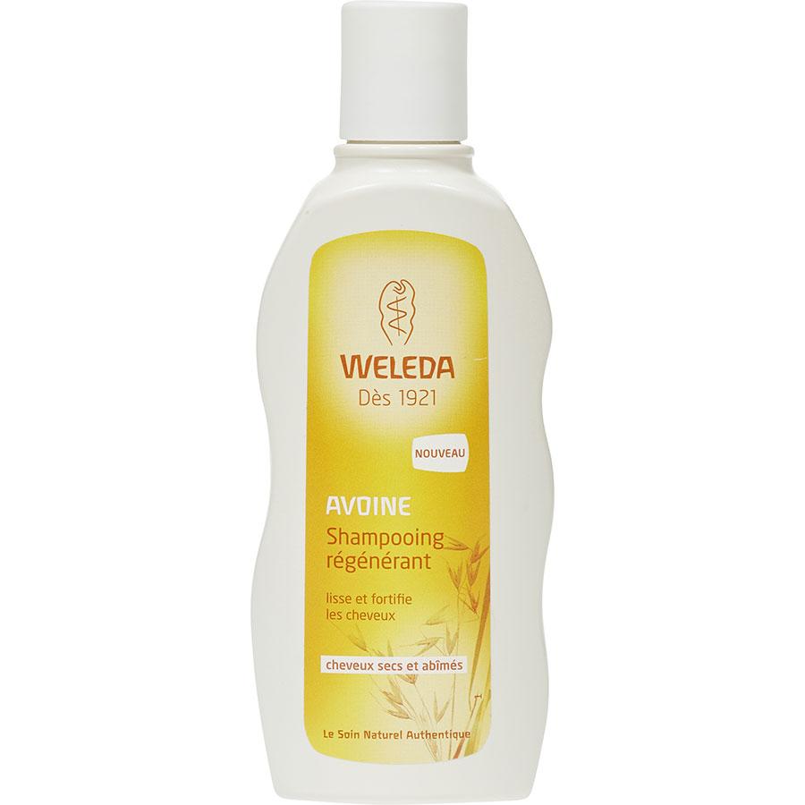 Weleda (bio) Avoine - Shampooing régénérant -
