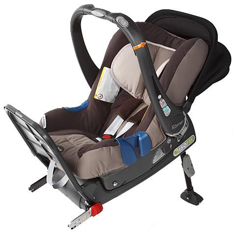 Britax Römer Baby Safe Plus SHR II + base Isofix -
