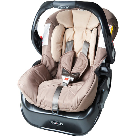 Graco Junior Baby + base -