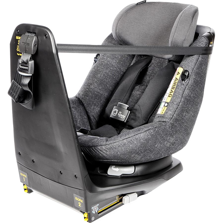Bébé Confort AxissFix Air - Siège i-Size en position dos à la route