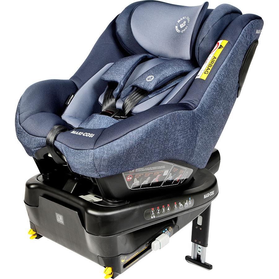 Bébé Confort Beryl - Siège i-Size en position dos à la route