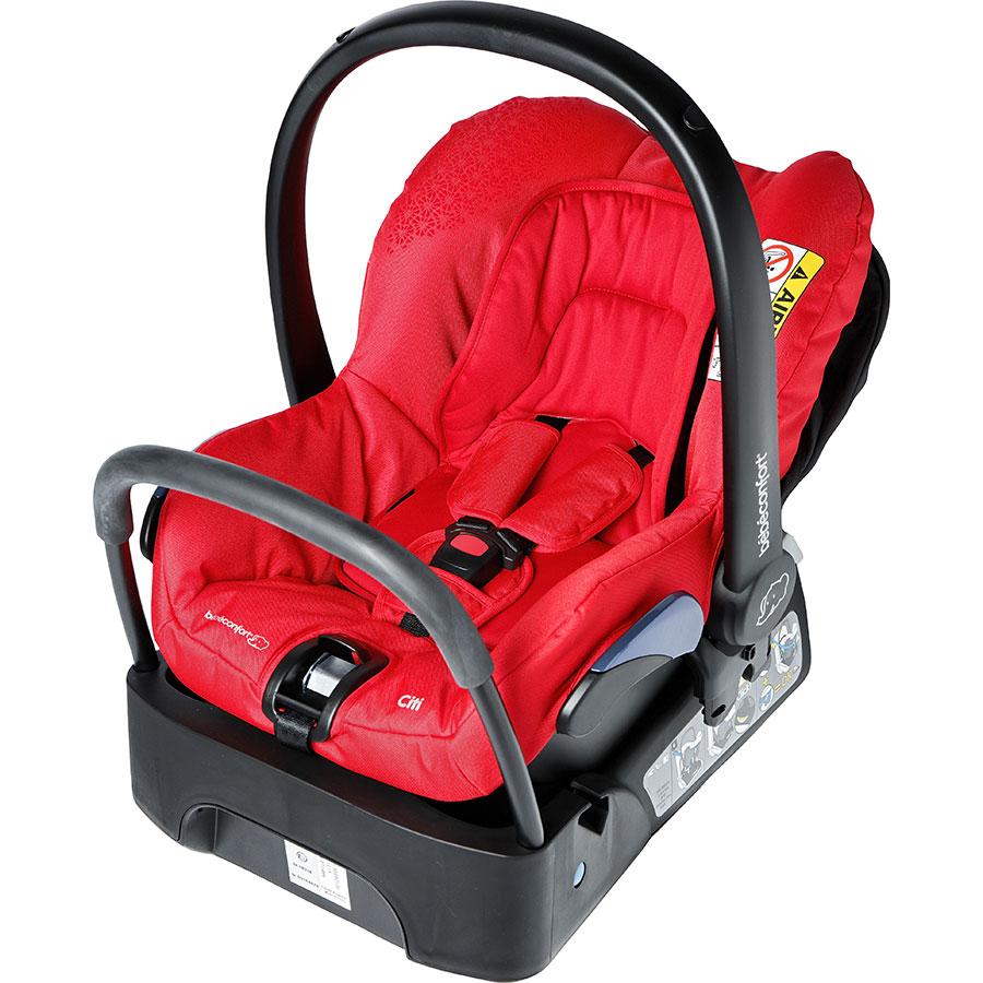Bébé Confort Citi + base Citibase - Siège auto testé