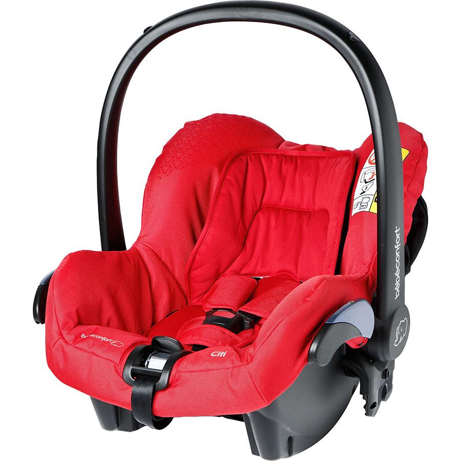 Bébé Confort Citi - Siège auto testé