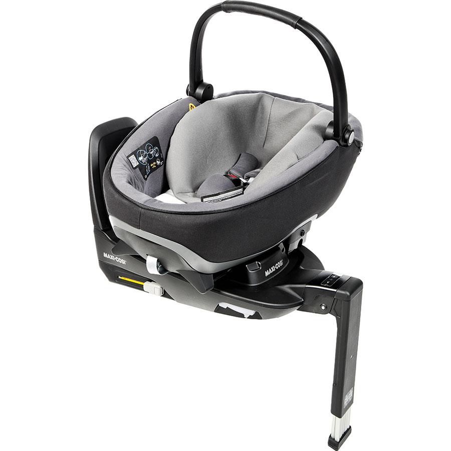 Bébé Confort Jade + base 3wayFix - Siège sur la base i-Size