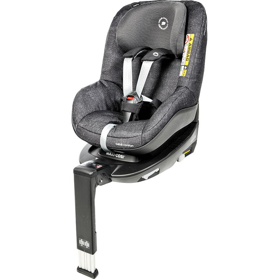 Bébé Confort Pearl Pro i-Size + base 3wayFix - Siège sur la base i-Size