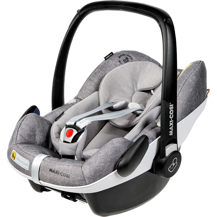 Bébé Confort Pebble Pro + base FamilyFix One - Coque seule