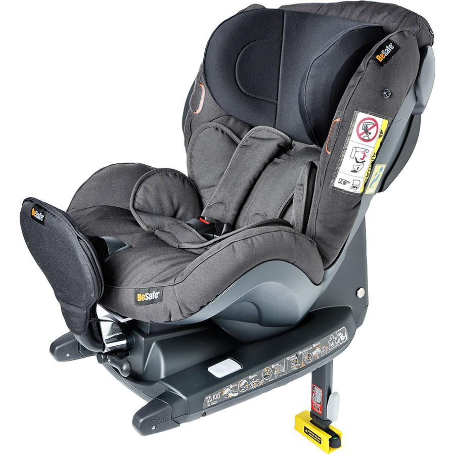 BeSafe iZi Kid X2 i-Size - Siège auto testé