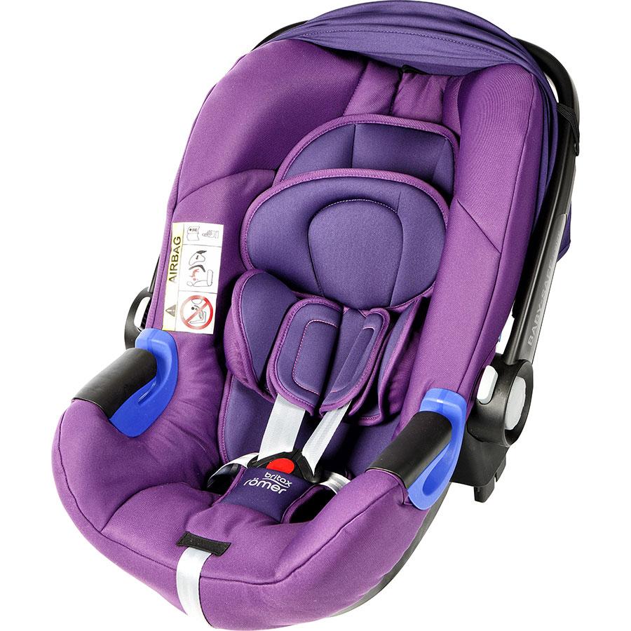 Britax Römer Baby-Safe i-Size - Siège auto testé