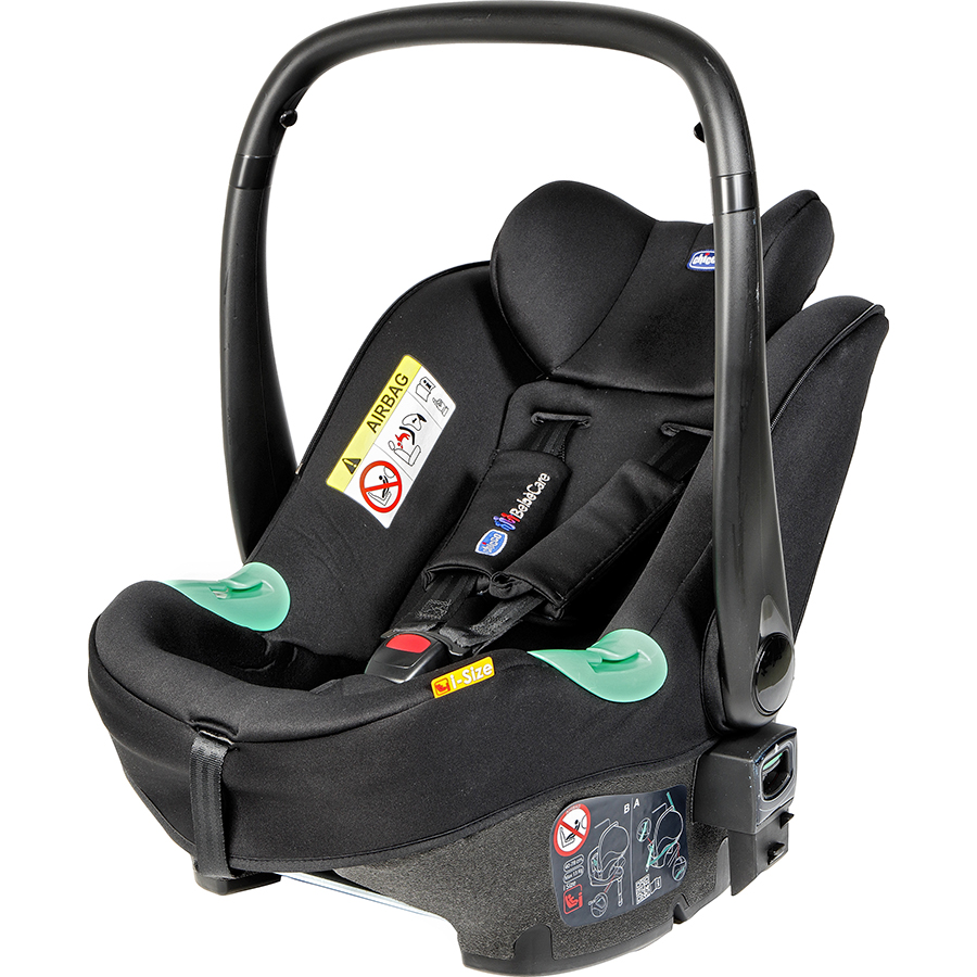 Chicco Kiros i-Size en pack Trio -