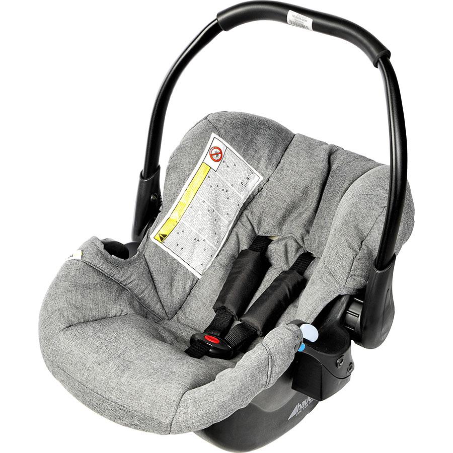 Hauck Zero Plus Confort - Siège auto testé