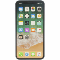 Apple iPhone X - Vue de face