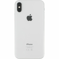 Apple iPhone X - Vue de dos