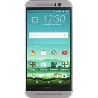 HTC One M9 								- Vue principale