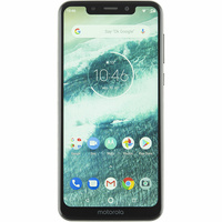 Motorola One - Vue de face
