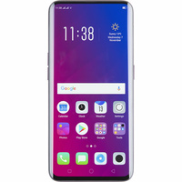 Oppo Find X 								- Vue de face