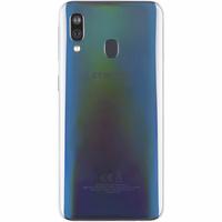Samsung Galaxy A40  - Vue de dos
