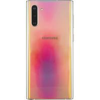 Samsung Galaxy Note 10 - Vue de dos
