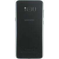 Samsung Galaxy S8+ - Vue de dos