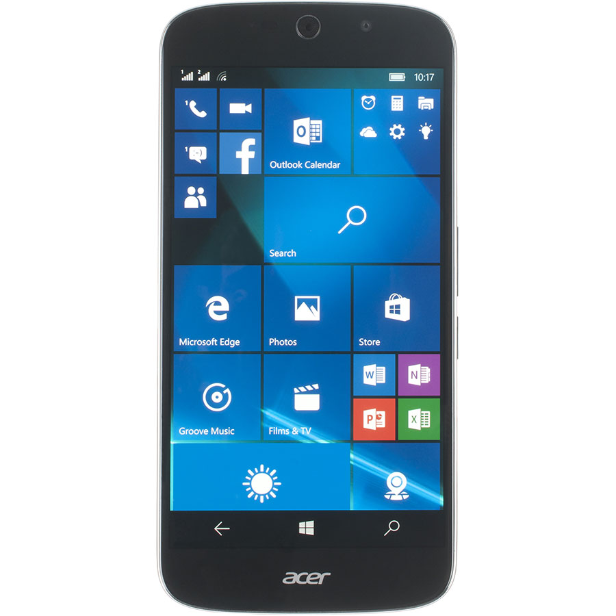 Acer Liquid Jade Primo - Vue principale