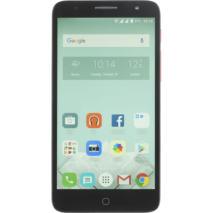 Alcatel Pop 4 Plus - Vue de face