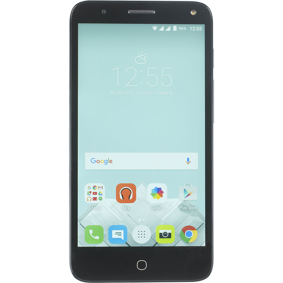 Alcatel Pop 4  - Vue principale