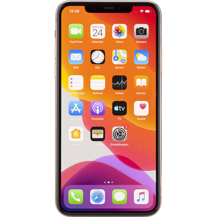 Apple iPhone 11 Pro Max - Vue de face
