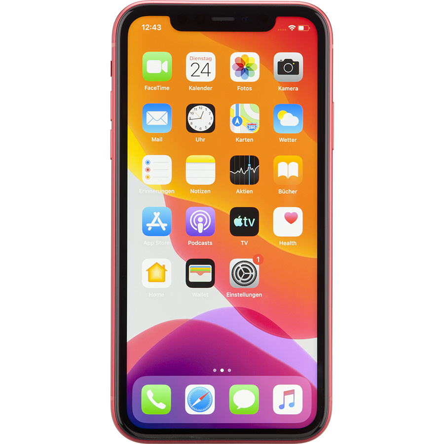 Apple iPhone 11 - Vue de face