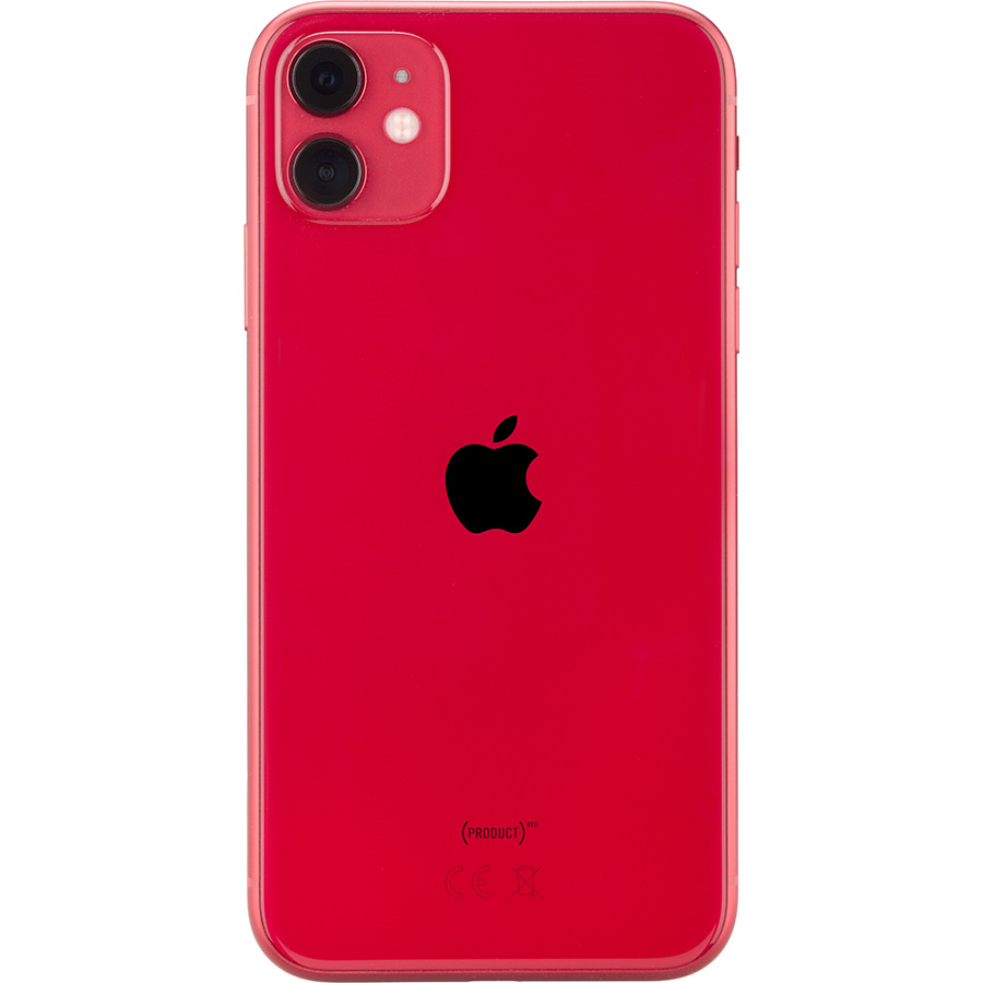 Apple iPhone 11 - Vue de dos
