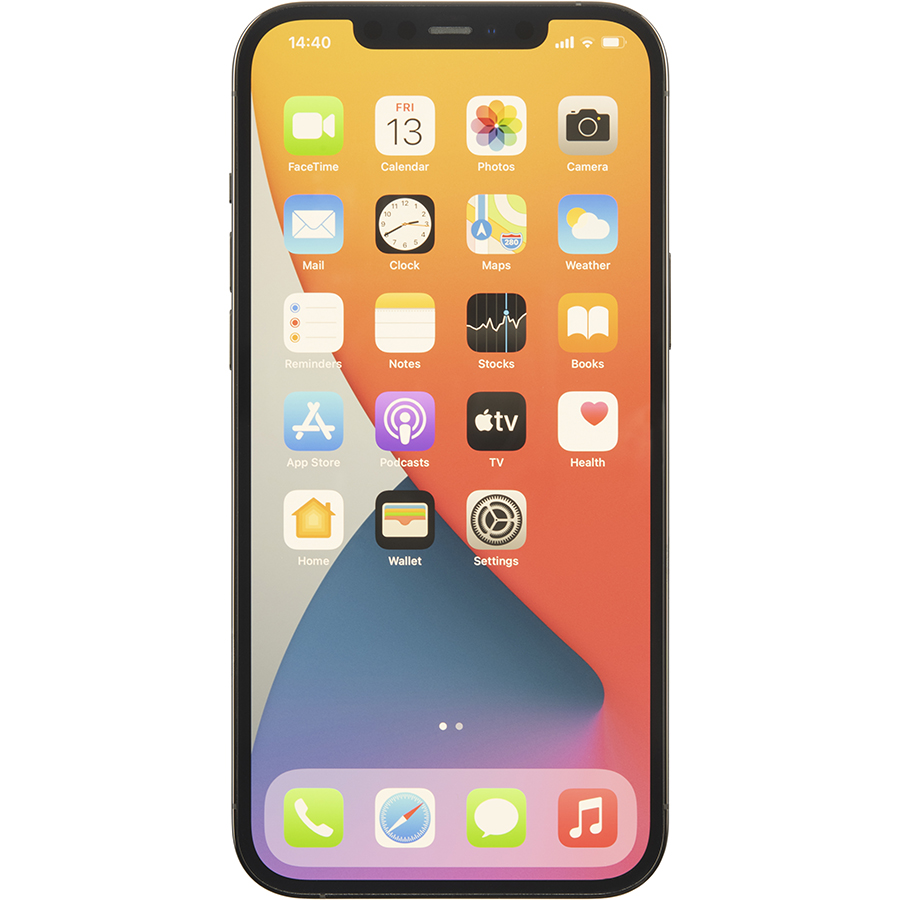 Apple iPhone 12 Pro Max - Vue de face
