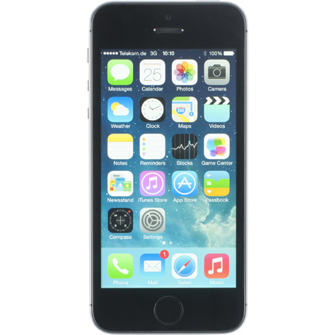 Apple iPhone 5S - Vue principale