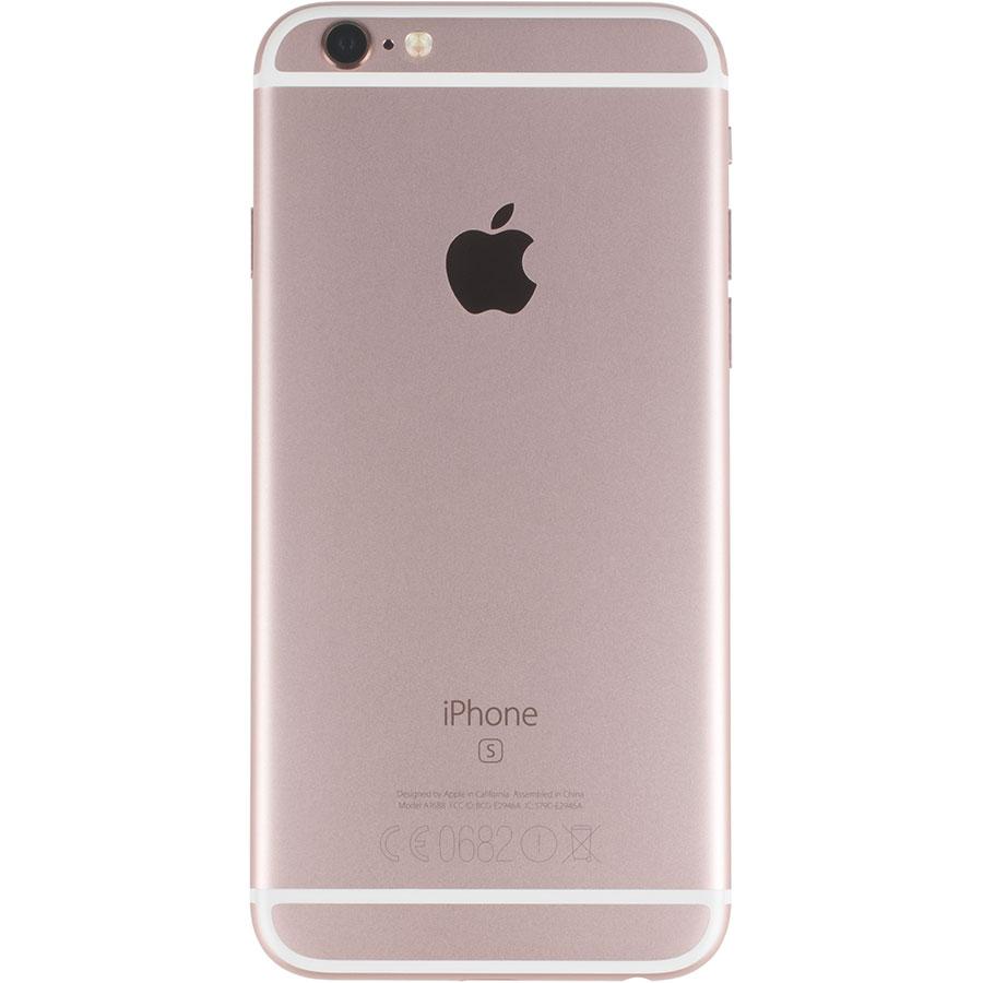 Apple iPhone 6S - Vue de dos