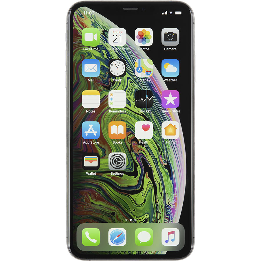 Apple iPhone XS Max - Vue de face