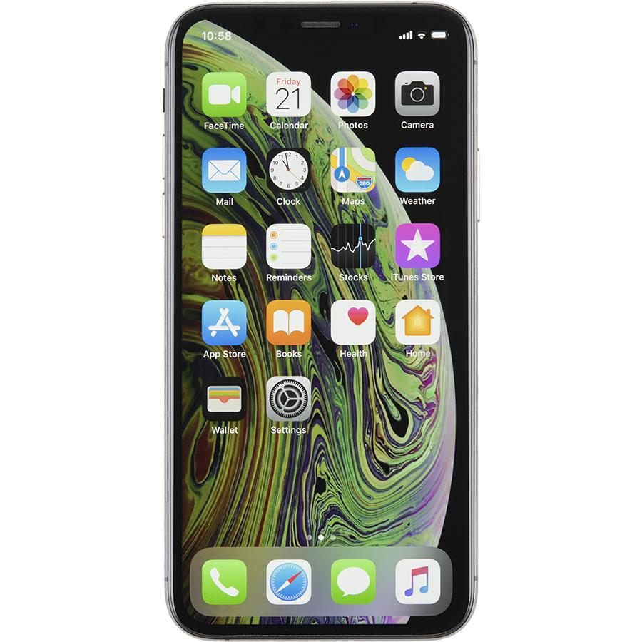 Apple iPhone XS - Vue de face