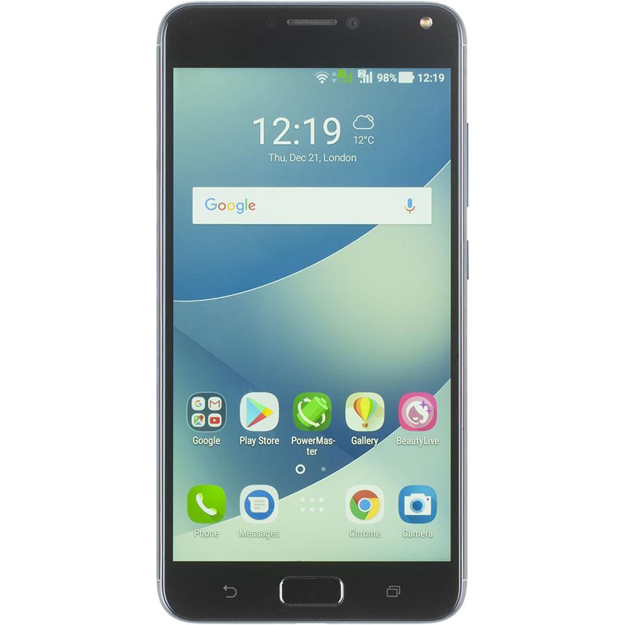 Asus Zenfone 4 Max 5,5'' - Vue de face