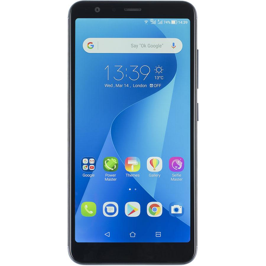 Test Asus Zenfone Max Plus M1