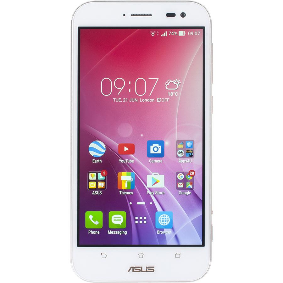 Asus Zenfone Zoom - Vue principale